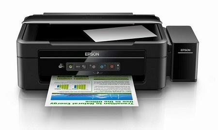 Epson L360 bất ngờ với tốc độ và năng suất cao