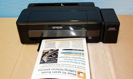 Máy in Epson L310 tốc độ in siêu việt