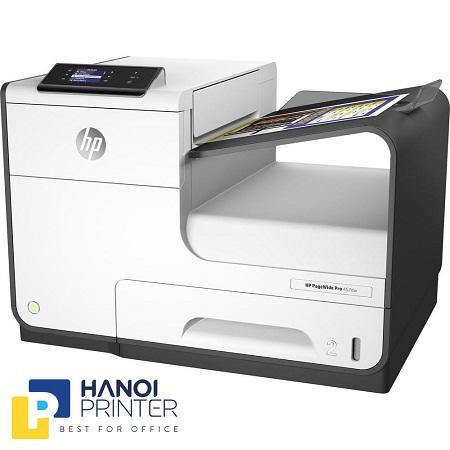 Tư vấn mua máy, cách sử dụng máy in phun màu HP PageWide Pro 452dw