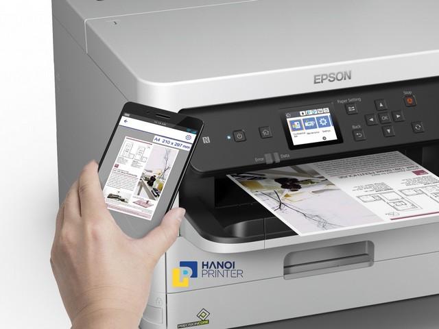 Những lợi thế nhận được khi sử dụng máy in Epson C5210DW