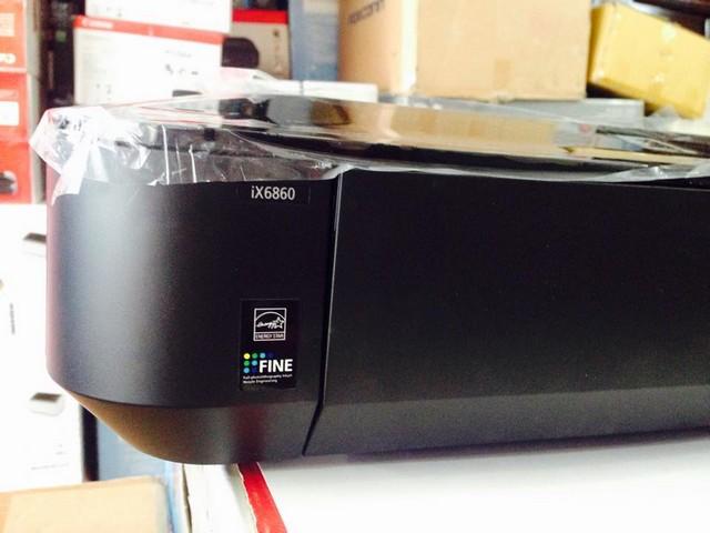 Tại sao Canon ix6860 là giải pháp tiết kiệm toàn diện?