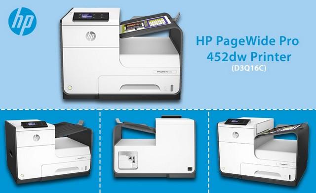 Tìm hiểu những lợi thế đáng chú ý của máy in HP 452DW