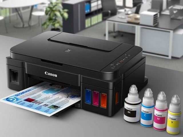 Các loại máy in màu Canon – Loại nào được sử dụng phổ biến nhất?
