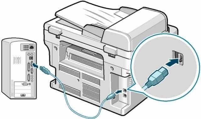 Cách cài đặt máy in cho máy tính qua mạng lan hoặc wifi