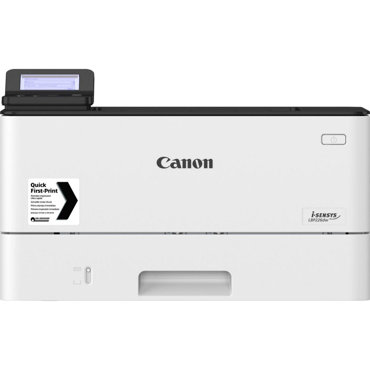 Máy in đen trắng Canon 226DW và những ưu điểm nổi bật khi sử dụng