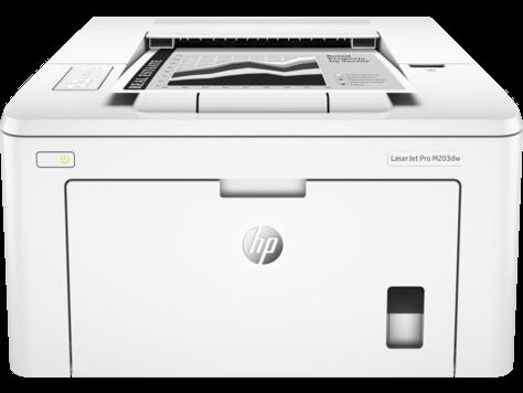 Đánh giá chi tiết máy in HP LaserJet Pro M203dw