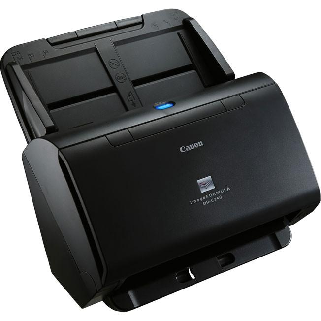 Máy scan Canon Dr-C240 và 5 đặc điểm ưu việt