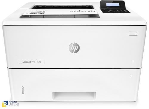 Máy in tốc độ cao HP M501n và những điều có thể bạn chưa biết