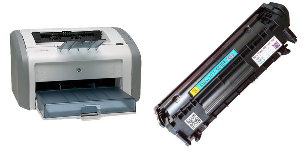 Cách thay mực máy in HP chính hãng - Địa chỉ thay mực in HP uy tín