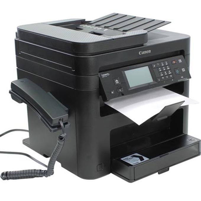 Giới thiệu chức năng FAX trên máy in