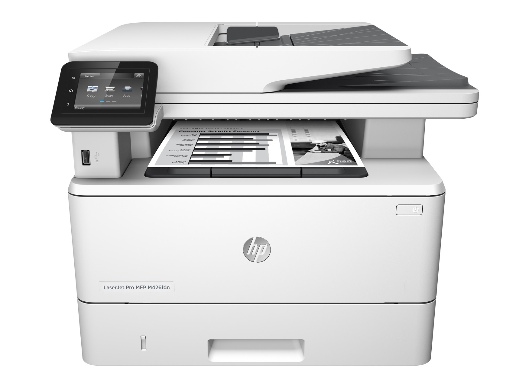 Máy in đa năng HP LaserJet Pro MFP M426fdw