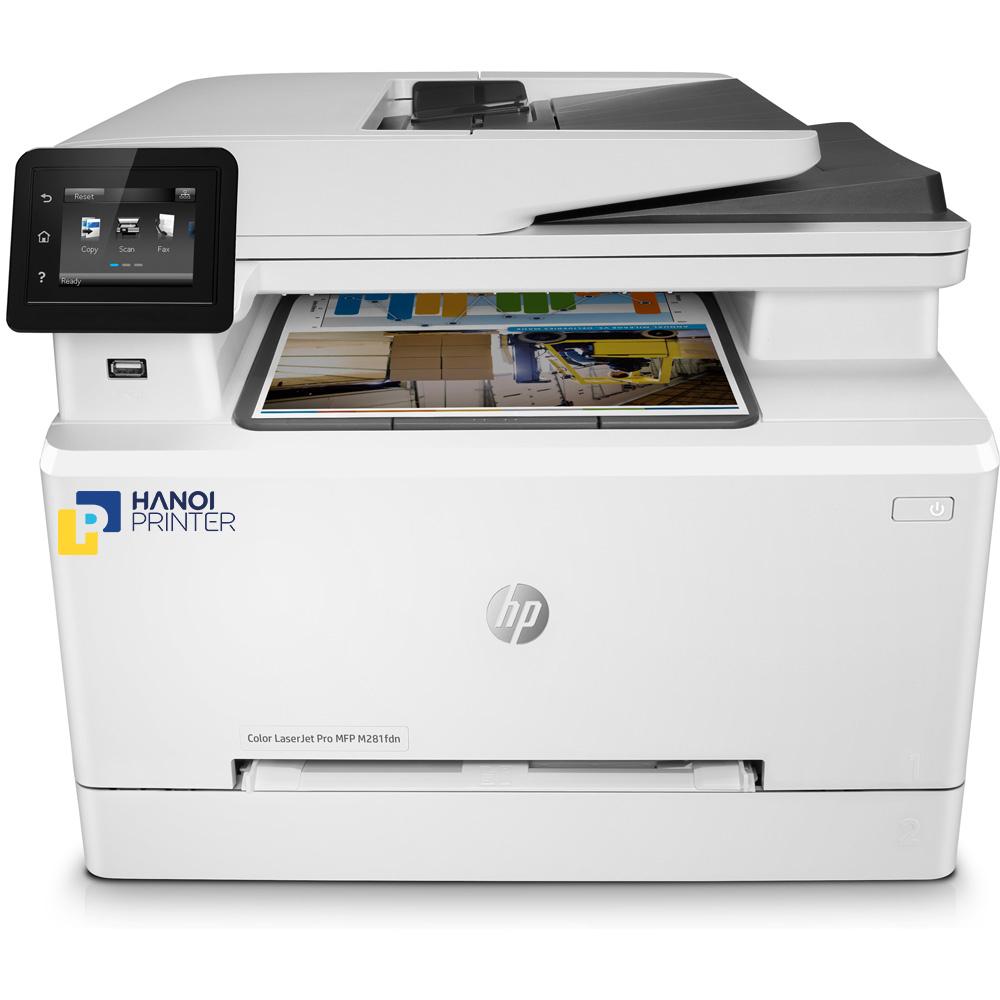 Máy in Laser màu đa năng HP LaserJet Pro MFP M281fdn