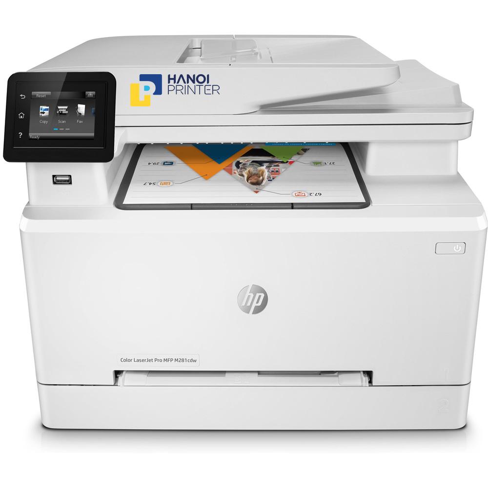 Máy in Laser màu đa năng HP LaserJet Pro MFP M281fdw
