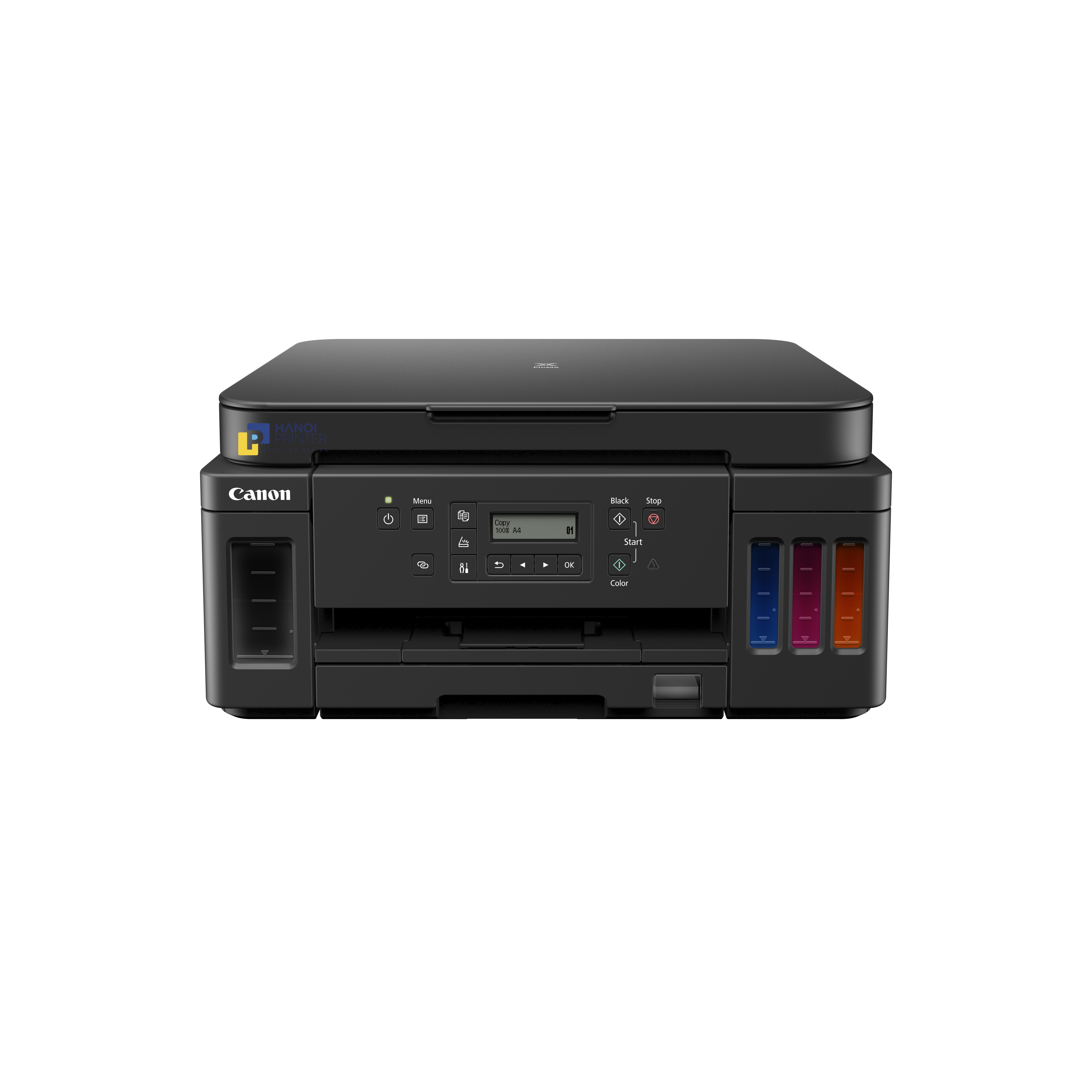 Máy in phun màu đa năng Canon PIXMA G6070 (in, scan, copy)