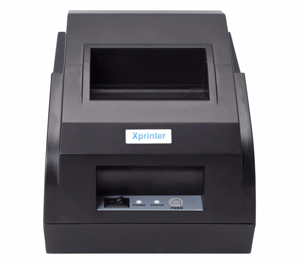 Máy in hóa đơn Xprinter XP-58IIL (khổ giấy 58mm)