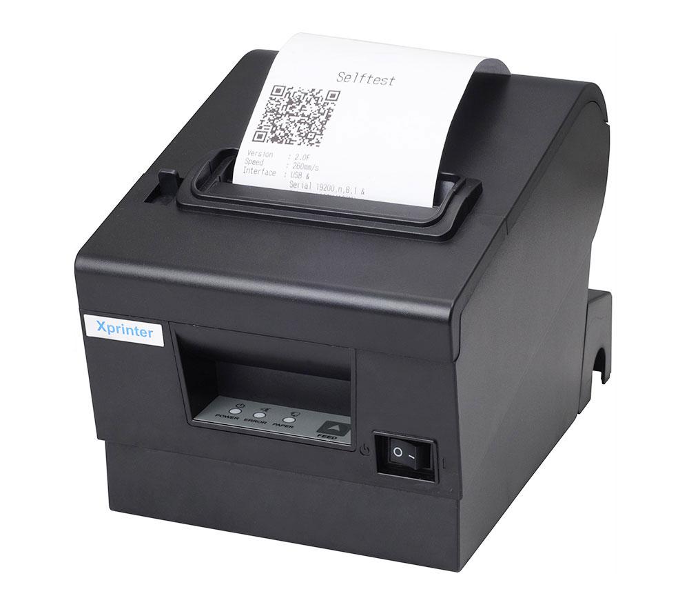Máy in hóa đơn Xprinter XP-D600/(XP-Q200U/L) - (khổ giấy 80mm)