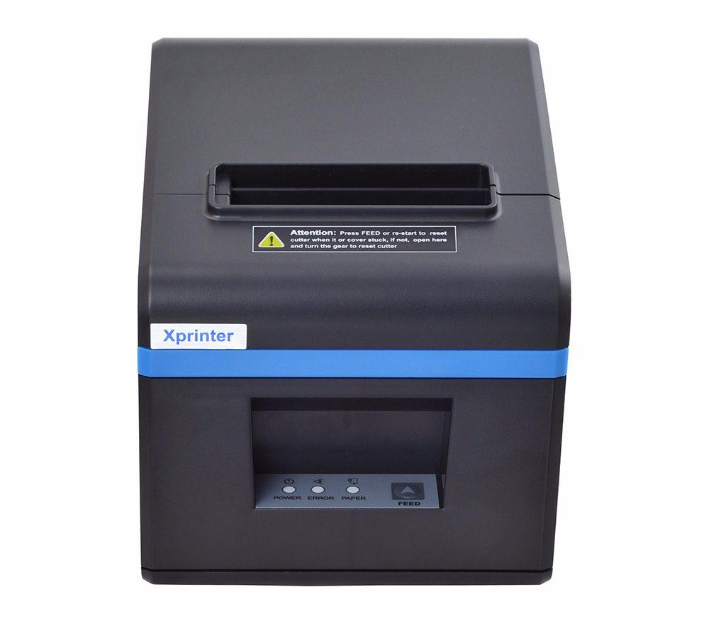 Máy in hóa đơn Xprinter N200H - in qua mạng (khổ giấy 80mm)