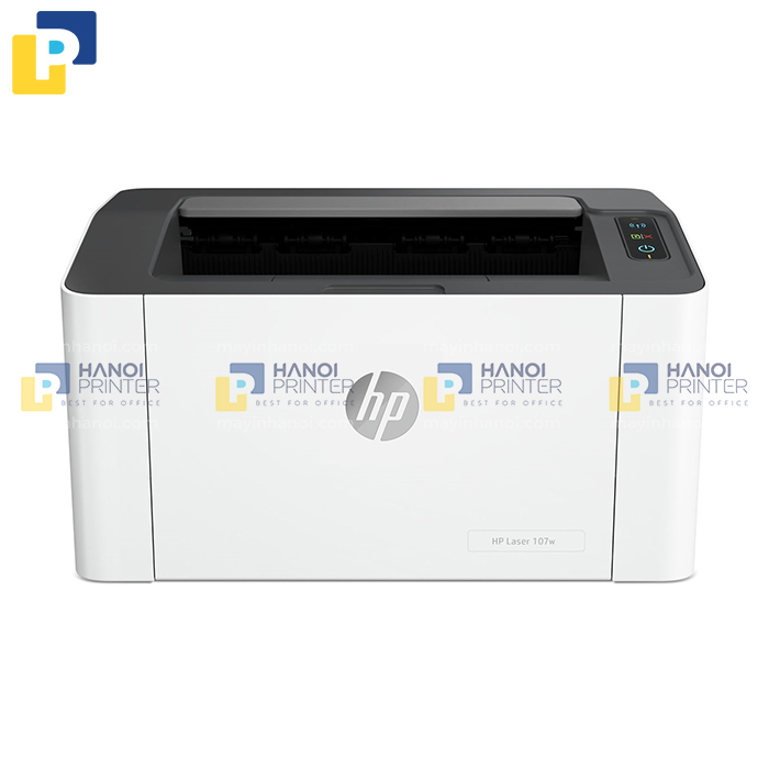 Máy in đen trắng HP Laser 107w - Wifi