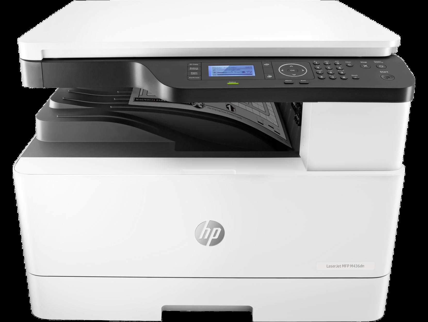Máy in đa năng HP LaserJet MFP M436dn A3 (in, copy, scan)