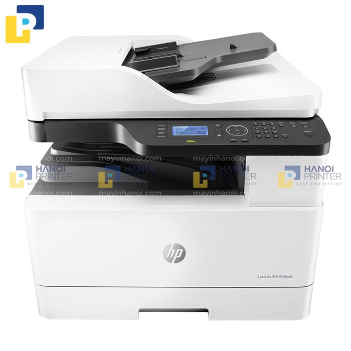 Máy in đa năng HP LaserJet MFP M436nda A3 (in, copy, scan, +ADF)