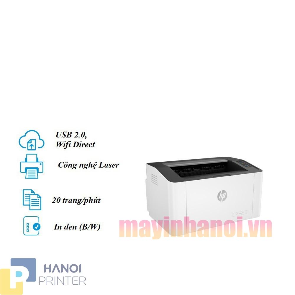 Máy in đen trắng HP Laser 107A