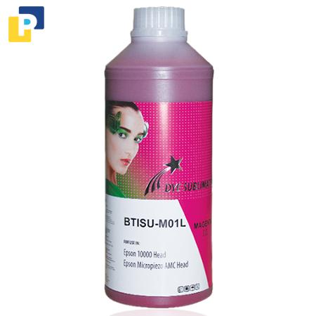 Mực in chuyển nhiệt InkTec Epson Đỏ (1L/chai-M)