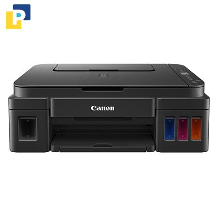 Máy in phun màu đa năng Canon PIXMA G2411 (in,scan,copy)
