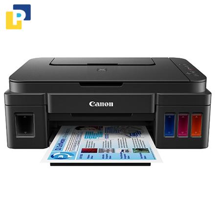 Máy in phun màu đa năng Canon PIXMA G3010