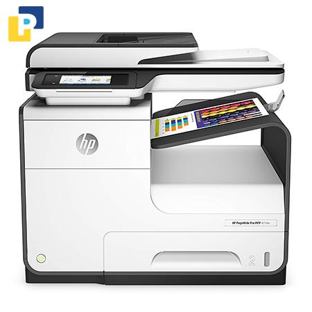 Máy in phun màu đa năng HP PageWide Pro 477dw