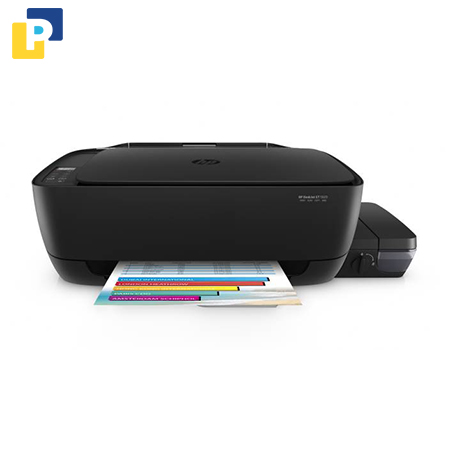Máy in phun màu HP DeskJet GT 5820 (In, Scan, Copy)