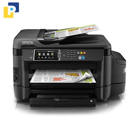 Máy in phun màu đa năng Epson L1455 Wi-Fi (in A3+ hai mặt, Scan, Copy, Fax, ADF)