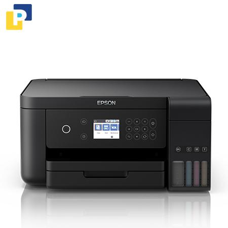 Máy in phun màu đa năng L6160 (in, scan, copy)