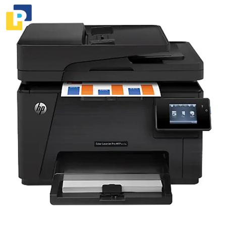 Máy in màu đa chức năng HP Color LaserJet Pro MFP M177fw (in, scan, copy, fax)