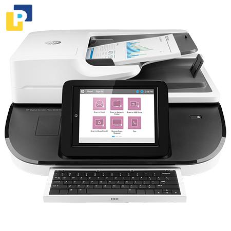 Máy quét HP Digital Sender Flow 8500 fn2 (quét hai mặt tự động, quét qua mạng)